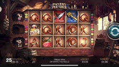 Online slots Pantry Plunder | 50 spins