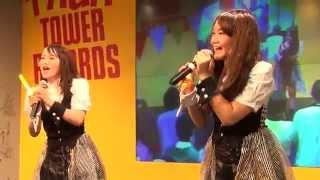 20151011 タワーレコード梅田NU茶屋町店 タワーレコード神戸店 ミント神...