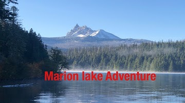Marion lake overnight