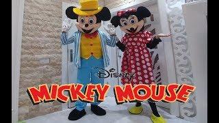 MİKİ MOUSE ve MİNİ MOUSE KOSTÜMLER , en güzelini seçiyoruz. mickey mouse costume challenge
