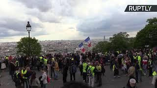 Acte 27 des Gilets jaunes : manifestation à Paris