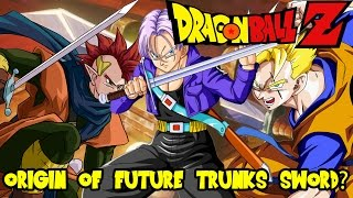 Dragon Ball Z: Origin of Future Trunks Sword! Where did he get it from? Gohan or Tapion?