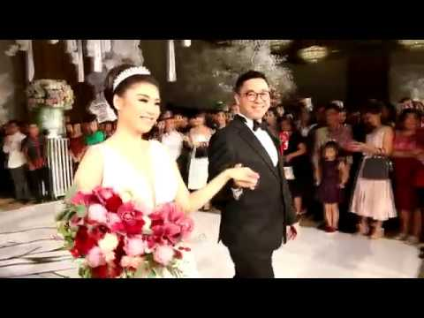 Can't Help Falling In Love Wedding Dance | Steffanus & Cindy | IG: @dancefirstindonesia