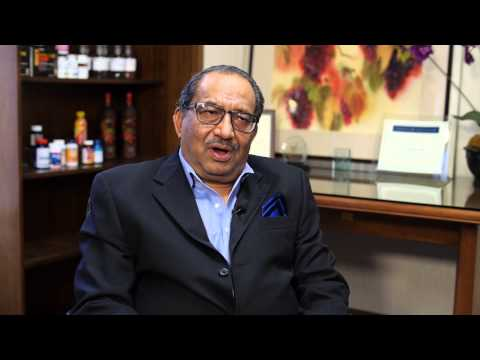 wine article Interview with Anil Shrikhande PhD former President Polyphenolics