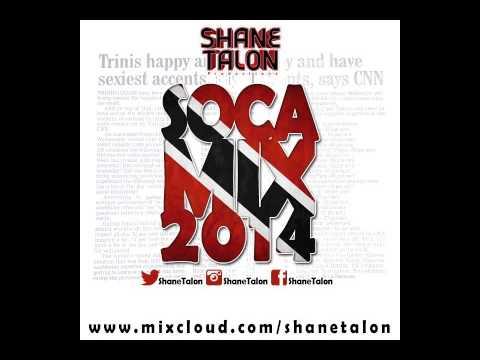 Trinidad & Tobago Soca Mix 2014