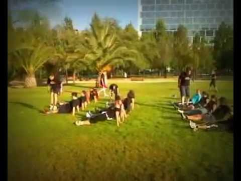Fitness Boot Camp Chile - By Coach Reeve - Santiago, Chile