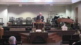 McKenzie First Cumberland Presbyterian Church Live Stream