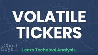 Volatile Stocks Technical Analysis Chart 2/16/2020 by ChartGuys.com