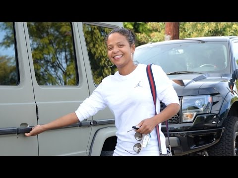 Christina Milian Looking Happy Amid Nick Cannon Romance Speculation