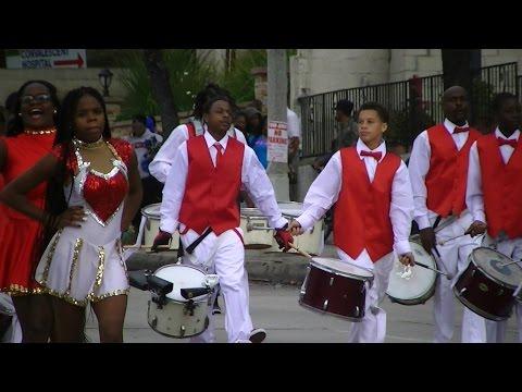 Black History Month Parade 2015 in Pasadena, CA