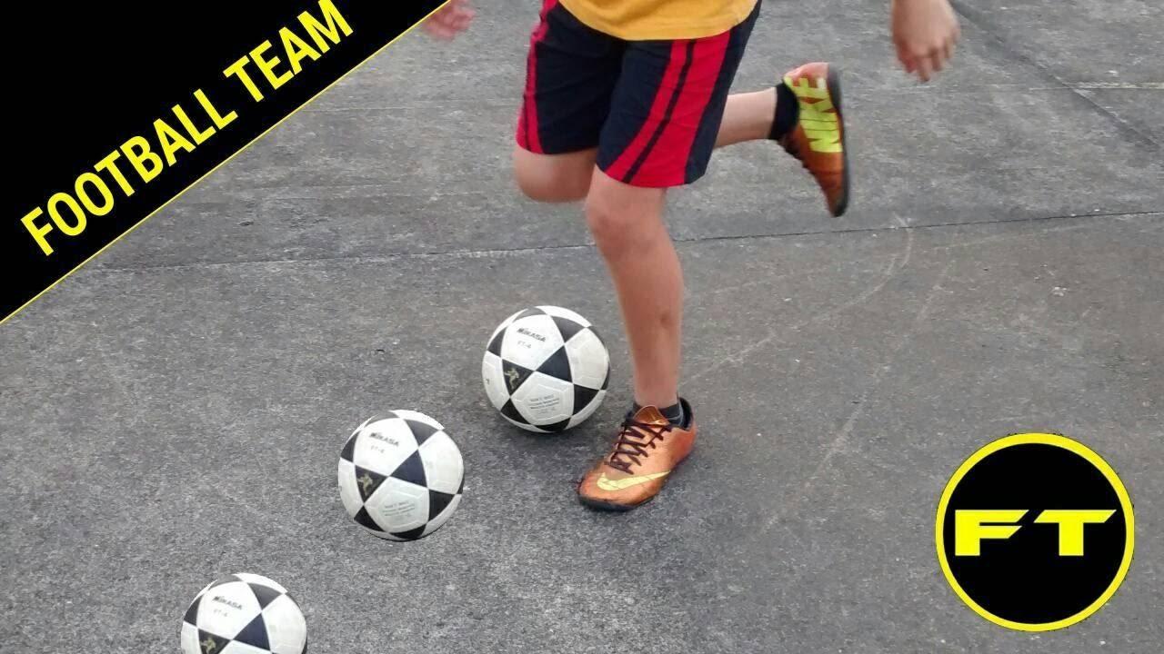 COMBOS para utilizar en Futbol Sala| Jugadas para burlar a tu rival en el futbol | FOOTBALL TEAM