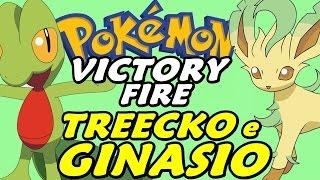 Pokémon Victory Fire (Detonado - Parte 5) - Treecko e Ginásio das Plantas