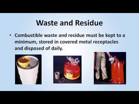 Flammable and Combustible Liquids Training - YouTube
