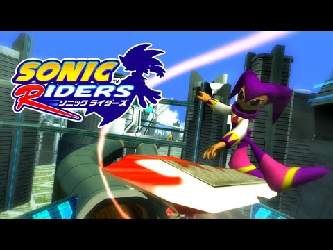 Sonic Riders - Metal City - Nights [REAL Full HD, Widescreen] 60 FPS