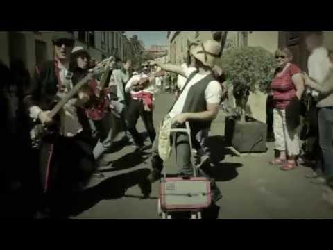 Fran Baraja y La Parranda Blues Band - El Zurrock del gofio
