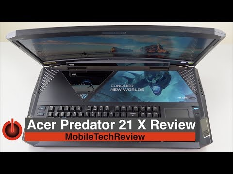 Acer Predator 21 X Review - the $9,000 Gaming Laptop