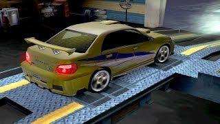 Tutorial para modificar el rendimiento del coche | Need For Speed Underground 2