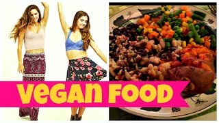 what i eat in a day vegan diet 4