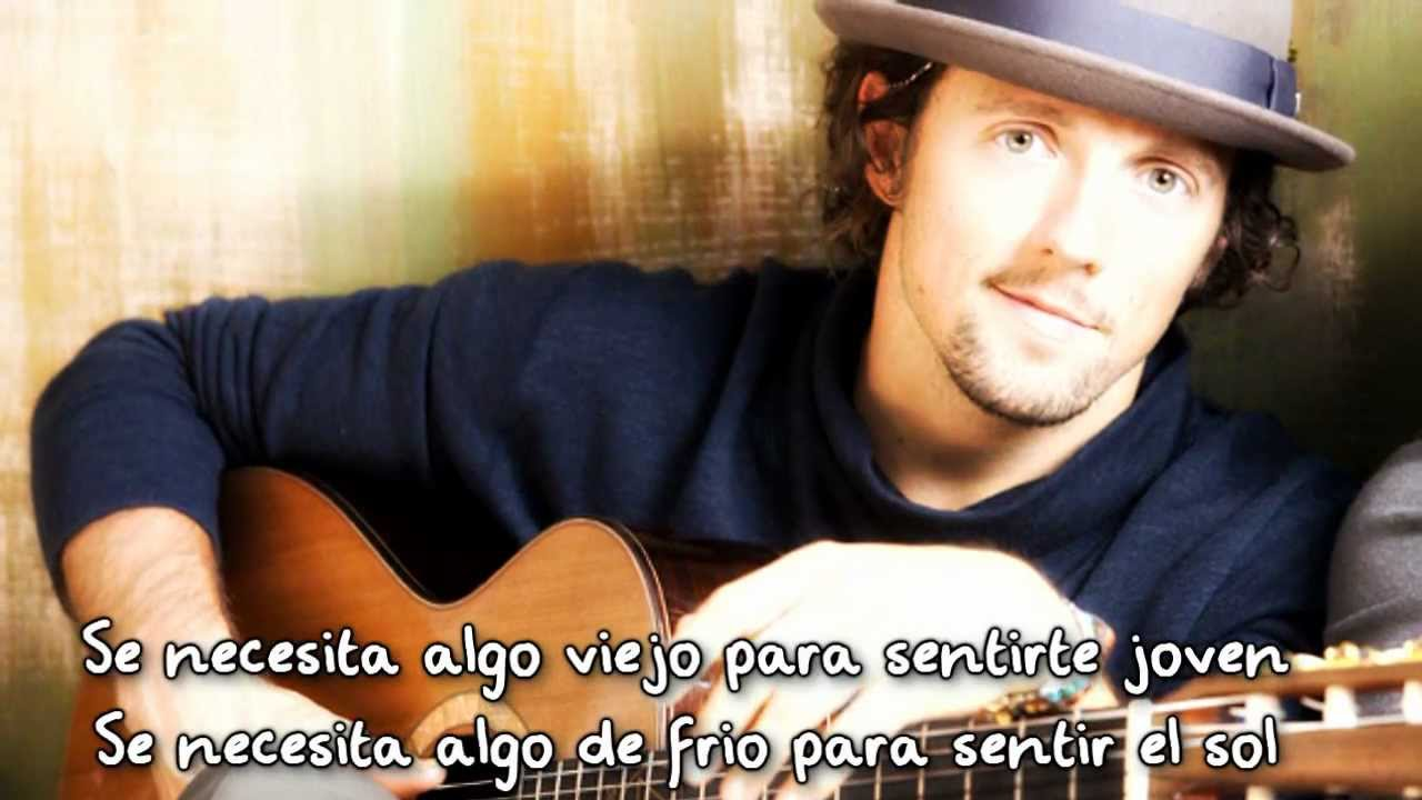 Jason Mraz Life Is Wonderful Subtitulada Al Espa Ol Hd Youtube