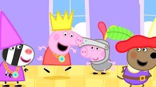 小猪佩奇 | 万圣节特辑🎃 | 1小时 | 公主佩奇 | 粉红猪小妹|Peppa Pig Chinese |动画