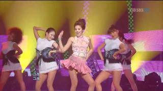 Son Dam Bi - Queen (July 18, 2010) Resimi