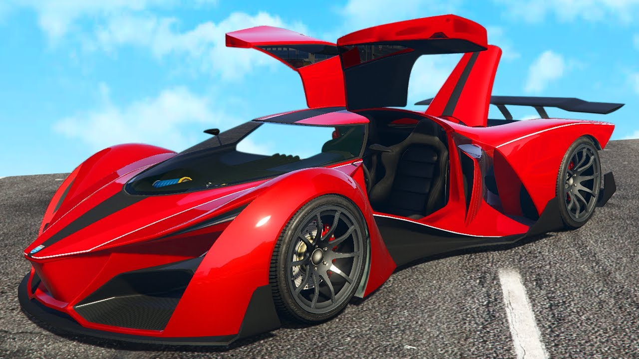 Bestes Auto In Gta 5