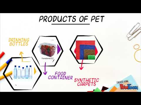 POLYETHYLENE TEREPHTHALATE (PET)