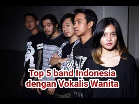 5 band dengan Vokalis Wanita Terbaik Indonesia