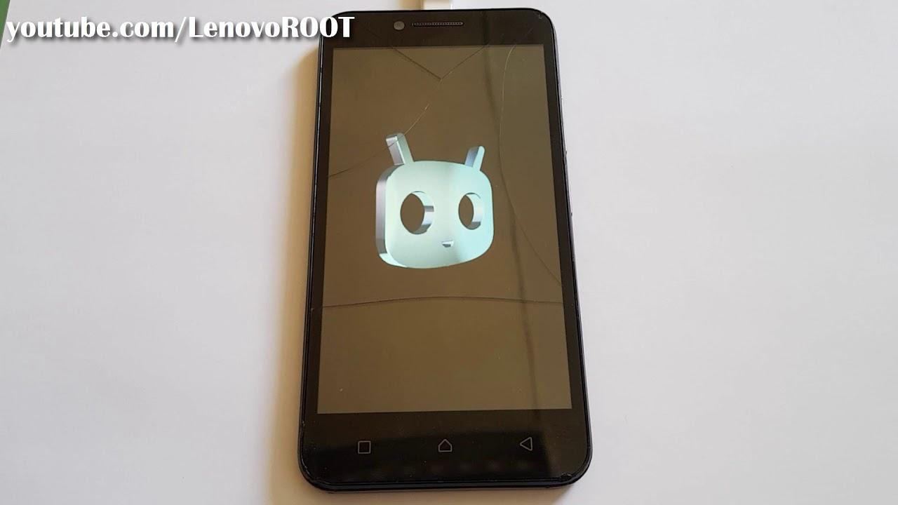 Cyanogenmod 12 ROM for Lenovo Vibe C A2020