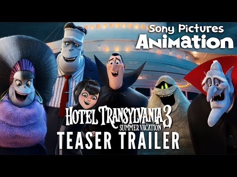HOTEL TRANSYLVANIA 3: SUMMER VACATION | Official free Full online