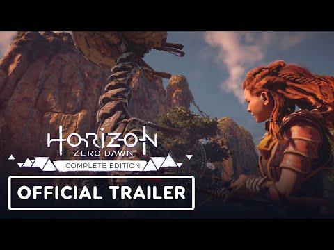 Horizon Zero Dawn Complete Edition - PC Features Trailer
