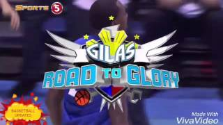 GILAS PILIPINAS HIGHLIGHTS VS IRAN - TUNEUP GAMES