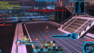Swtor Franc Tireur 55 Pvp Whith Friends