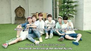 [Sub. Español+Rom+Han] 씨클라운(C-CLOWN) - My Lady