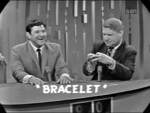 PASSWORD 19640220 Elizabeth Ashley & Buddy Hackett