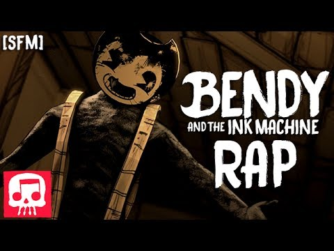 """Can't Be Erased"" SFM by JT Machinima - Bendy and the Ink Machine Rap"