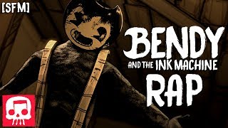 'Can't Be Erased' SFM by JT Music - Bendy and the Ink Machine Rap