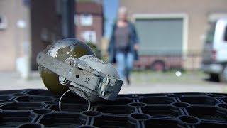 Nieuwegein: Handgranaten neergelegd in Margrietstraat