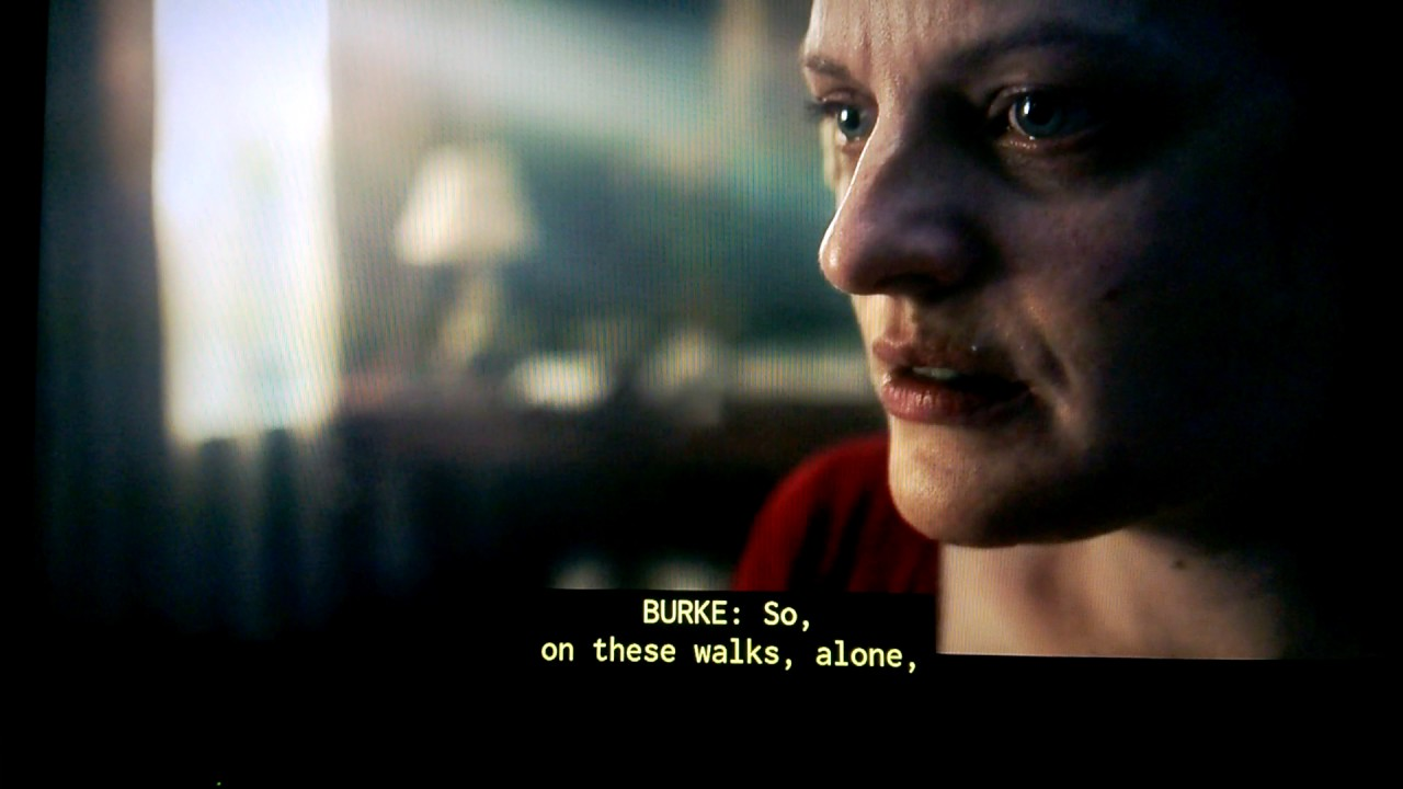 Download Handmaid's Tale powerful scene from Episode 3