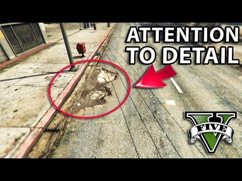 GTA V - Attention to Detail [Part 2]