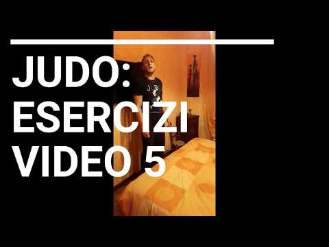 AQJUDO: Esercizi Video 5
