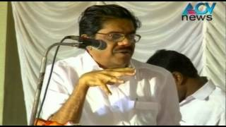 VM Sudheeran hits out at Trivandrum Corporation