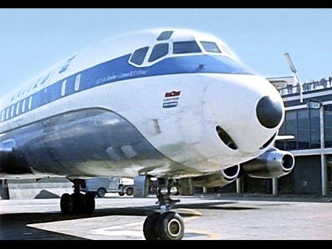 United Douglas DC-8 -
