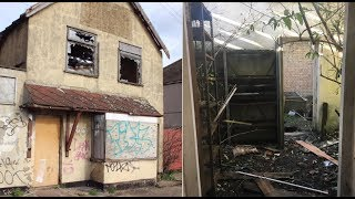 abandoned house explore rainham essex