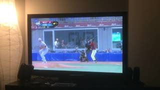 Australian Baseball League highlights - Routine fly ball completely muffed