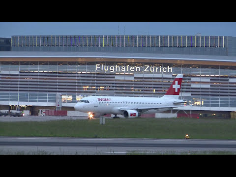 Welcome to Zurich Airport | Airport Movie