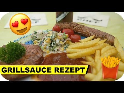 Die beste Grillsauce der Welt by Pommes Män - Abo Special inkl. Rezept