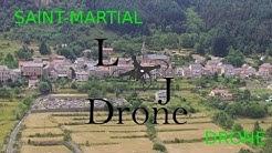 Saint-martial en Drone