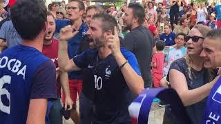 Coupe du monde : le but de M'Bappe célébré à Cognac
