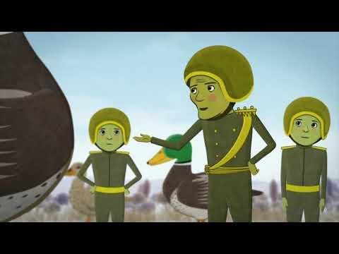 Vidéo Willy et le lac gelé — Bande-annonce VF (2019)